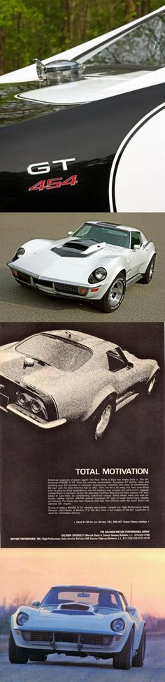 Muscle Cars You Should Know: '71 Baldwin-Motion Phase III GT