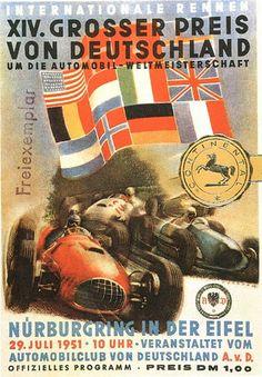 Alemanha - 1951