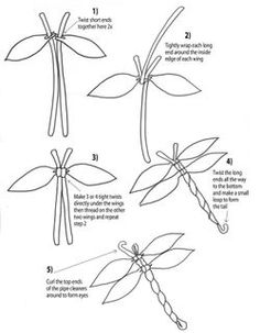 easy diagram of firefly 1000+ images about dragonfly on pinterest | dragonfly ... #3
