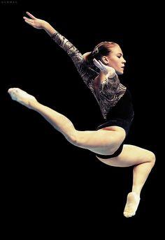 ksenia afanasyeva. and i love the leo!