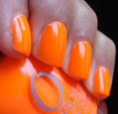 """Orly - """"Melt Your Popcicle"""" use code BUY2GET1 at www.orlybeauty.com"""