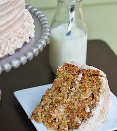 Carolina Charm: The Best Carrot Cake Ever