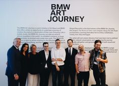 Artist Shortlist for the #BMW #ArtJourney Announced during #ArtBasel in Miami Beach #BMWIndia