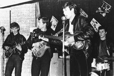 Beatles early days