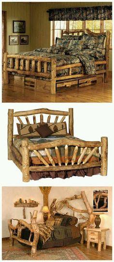 Кровать из декаря | ShareMind.info