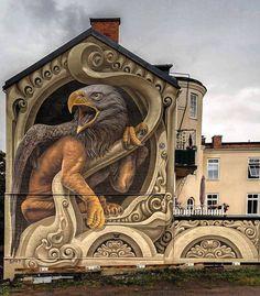 Wild Drawing street art #streetart