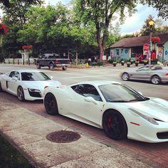 Ferrari during #Cartunes