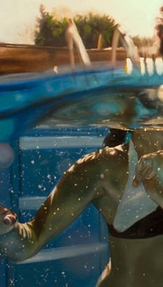 Eric Zener © Much Clearer Down Below (detail) 60 x 78, 2011 oil on canvas (LARB new website!)