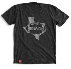 Texas Religion T-shirt