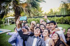 Noelia y Ernesto #selfie #weddingphotography #chile #matrimonio #novios #love #amigos #friends #boda
