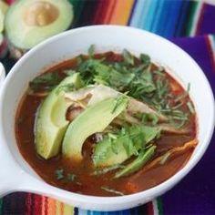 Meatless Monday Tortilla Soup