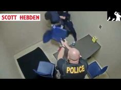 Suspect reaches for the officers gun in the interrogation room