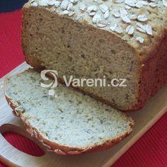 Recept na chléb z domácí pekárny, zejména pro ty, kteří mají rádi slunečnicová semínka. Graham, Banana Bread, Food, Essen, Meals, Yemek, Eten