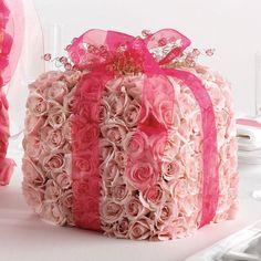 amazing gift of roses