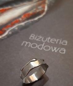 #srebro #pierścionek #obrączka #biżuteriaartystyczna #margotstudio