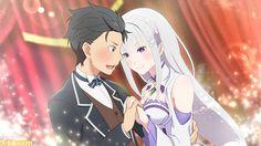 Re:Zero -Death or Kiss- PS4/PS Vita Game's Trailer Previews Original Story