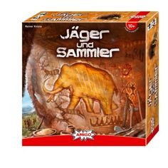 Amigo 340 - Jäger und Sammler Amigo Spiel + Freizeit…