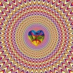 WOW!  See the vibrations!