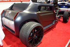 Espera Sbarro Eight concept // Automobilsalon Genf 2013