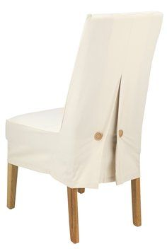 Chair cover DUNHAVRE 39x75x21cm natural | JYSK