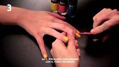 Tutorial #Nubes - ¡#Nubes que explotan de color! Seguí los pasos del tutorial y dale un shock súper colorido a tus uñas con #ColorShow.
