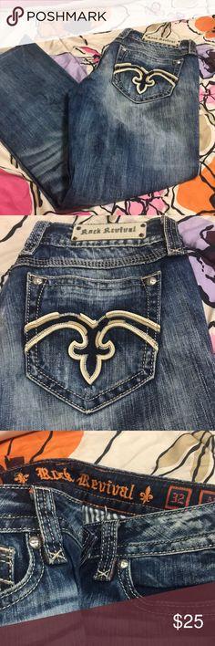 Rock Revival Rock Revival Jeans excellent condition Rock Revival Jeans
