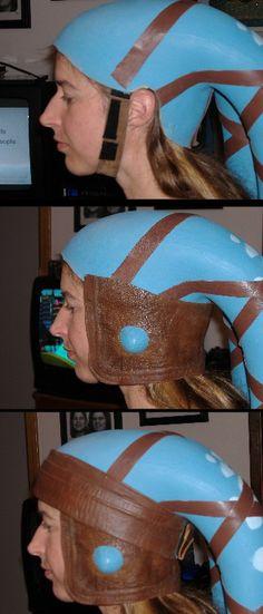 Aayla Secura costume ideas