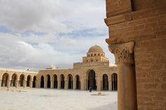Kairouan Mosque - Tunisia