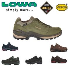 LOWA Renegade II GTX® Lo Hiking Tracking Sports Boots Shoes  #LOWA #Hiking #WalkingHiking