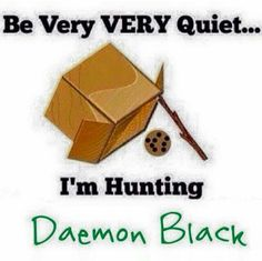 Obsidian tumblr Daemon Black #kaemon #daety #lux series