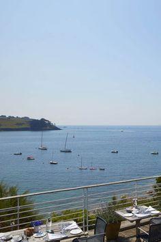 Hotel Tresanton, St Mawes, Cornwall. @iescape i-escape.com