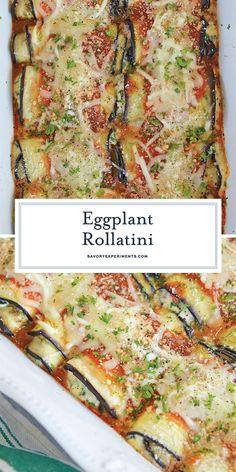 Vegetarian Italian Recipes, Vegetable Recipes, Italian Foods, Egg Plant Recipes Easy, Stuffed Eggplant Recipes, Healthy Eggplant Recipes, Italian Eggplant Recipes, Italian Dishes, Vegetarian Meals