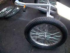 Tricycle. My velomobile 21 speed recumbent type bicycle.