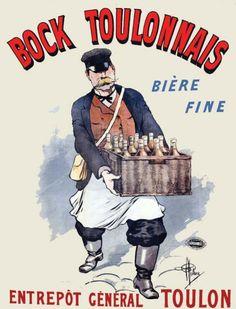 Bock Toulonnais *  Bière fine Guillaume