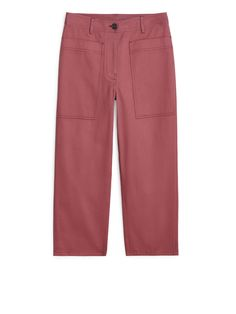 Twill Work Trousers