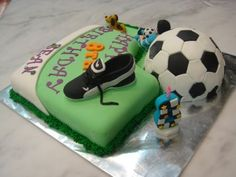 For a Soccer Themed Birthday coming up.