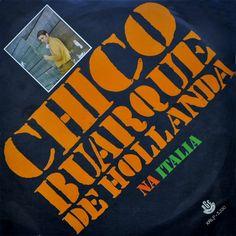 CHICO BUARQUE NA ITÁLIA - 1969