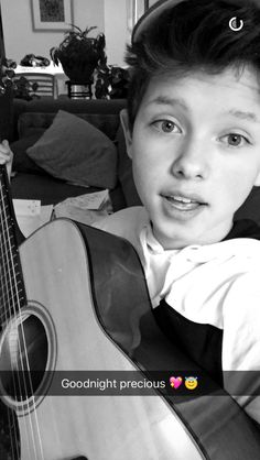 Goodnight Bae ily your da best! Go add him on snap ; @jacobsartorius