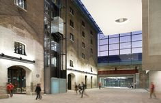 Central Saint Martins College of Art and Design, Stanton Williams