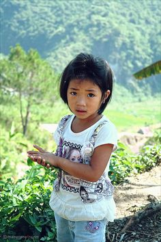 The girl I met in the Phlippines Sagada
