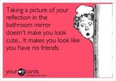 Funny Bathroom Mirror Profile Pictures – 25 Pics