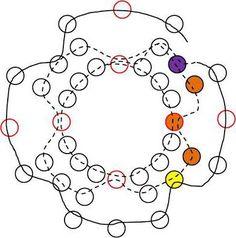 Αποτέλεσμα εικόνας για серёжки crochet отзывы