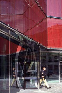 AD Special: Office and Commercial Building Elsässertor - Herzog & de Meuron by Duccio Malagamba