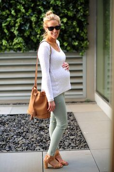 AG Maternity Denim +