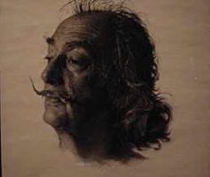 Salvador Dali mustaches