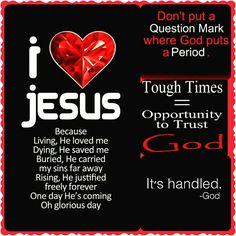 Jesus ♡