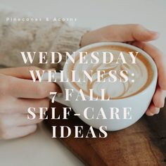Self-care is important all year long but especiall in the Fall and winter a time when some people struggle with the long, cold gray days. Come over to Pinecones and Acorns blog and learn all about my 7 Fall Self-care ideas to perk you up and help you take care of yourself this Fall.