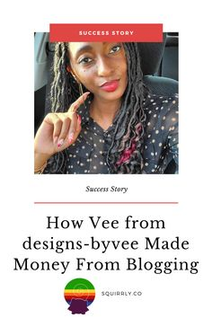 """// this is the success story of Vee from designs-byvee.com  """" I also started seeing SEO results from it! I mean people could actually Google something that pertained to what I had mention on my blog and find me. If you want to get your SEO game up definitely check into this plugin. Super easy to use and it has great recommendations for your website."""" Make Money Blogging, How To Make Money, Fitness Blogs, Design Your Own Home, Graphic Design Tips, Success Story, Social Media Channels, Blogging For Beginners, Mom Blogs"""