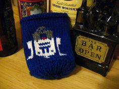 R2-D2 Beer Coozie