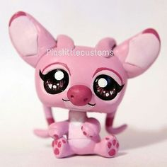 Stitch Angel Inspired Littlest Pet Shop LPS Customs by ...